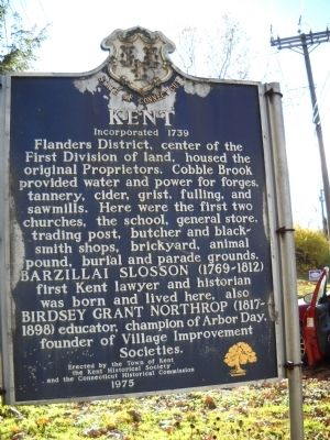 Kent Marker image. Click for full size.