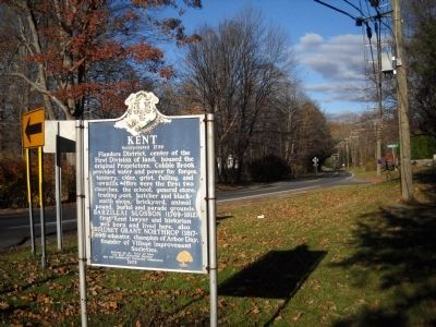 Marker in Kent image. Click for full size.