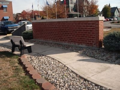 "Obverse Side - - ""Wall of Honor"" image. Click for full size."