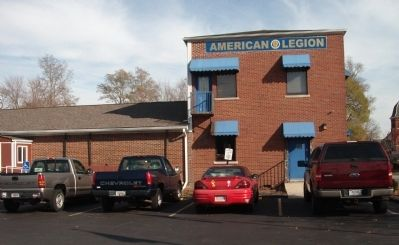 American Legion Post #45 - Building image. Click for full size.