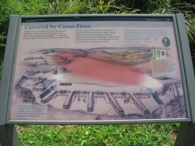 Covered by Cross Fires Marker image. Click for full size.