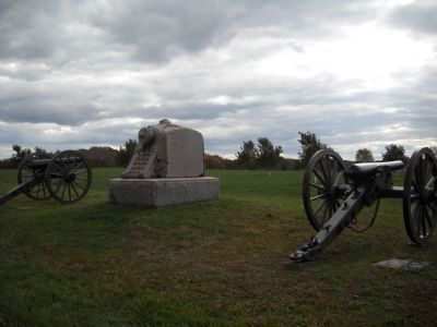 Battery C, Penna Light Artillery Marker image. Click for full size.