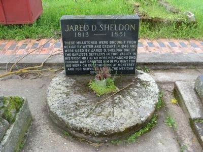 Jared D. Sheldon Gravesite image. Click for full size.