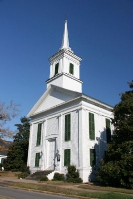 First Presbyterian Church of Eutaw, Alabama image. Click for full size.
