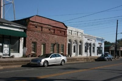 Eutaw's Downtown District, Northside of Court Square image. Click for full size.