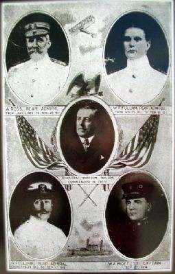 Photo on World War I Marker image. Click for full size.