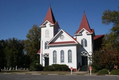 Pisgah Methodist Church image. Click for full size.