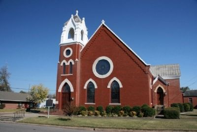 Demopolis First United Methodist Church image. Click for full size.