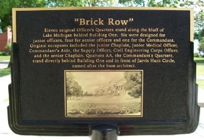 """Brick Row"" Marker image. Click for full size."