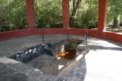 Mineral Spring Bath image. Click for full size.