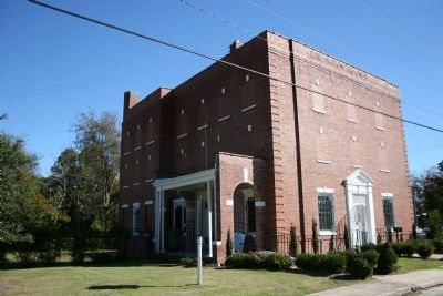 Old Darlington County Jail image. Click for full size.