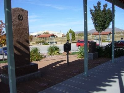 El Paso Marker image, Touch for more information