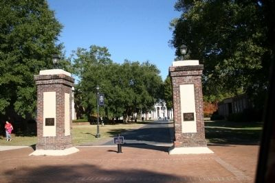 Coker College image. Click for full size.