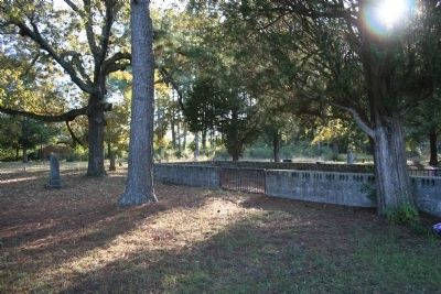 Damascus Methodist Church Cemetery image. Click for full size.