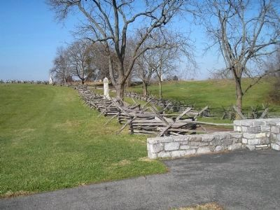 Antietam's Bloody Lane image. Click for full size.