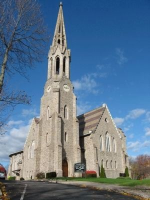 The Second Congregational Church image. Click for full size.