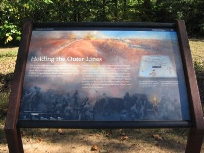 Holding the Outer Lines Marker image. Click for full size.