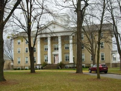 Wayland Hall image. Click for full size.