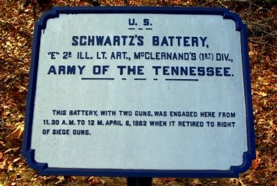 Schwartz's Battery Marker image. Click for full size.