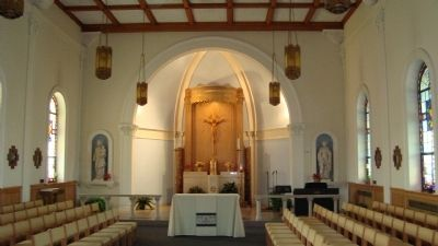 Blessed Marie-Rose Durocher Chapel (AHN Tampa) image. Click for full size.