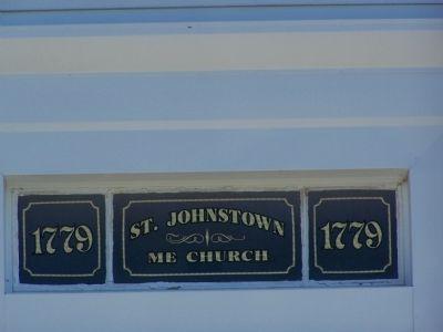 St. Johnstown Methodist Church image. Click for full size.