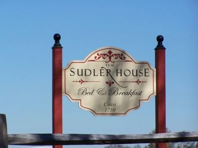 Sudler House Bed & Breakfast image. Click for full size.