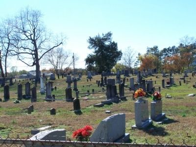 Concord United Methodist Cemetery image. Click for full size.