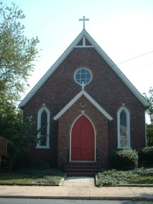 St. John The Baptist Episcopal Church image. Click for full size.