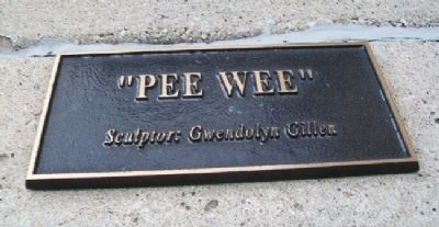 Pee Wee Marker image. Click for full size.