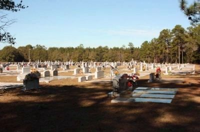 Beards Creek Church Cemetery image. Click for full size.