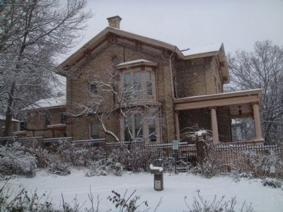 Timothy Brown House image. Click for full size.
