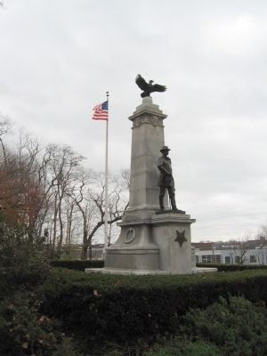 Rye Soldiers Memorial image. Click for full size.
