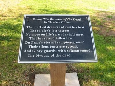 The Bivouac of the Dead image. Click for full size.