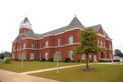 Twiggs County Courthouse image. Click for full size.