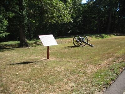 Forrest's Cavalry Tablet and Cannon image. Click for full size.