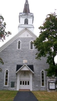 Tulpehocken Evangelical and Reformed Church image. Click for full size.