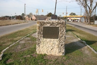 Camp Sheridan Marker (Side B) image. Click for full size.