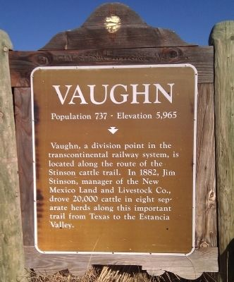 Vaughn Marker image. Click for full size.
