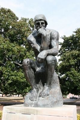 """The Thinker"" image. Click for full size."