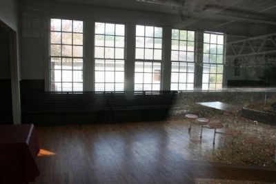 Inside View Of Rodgers School. image. Click for full size.