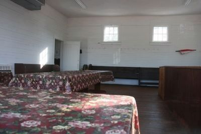 Inside View Of The Rodgers School image. Click for full size.