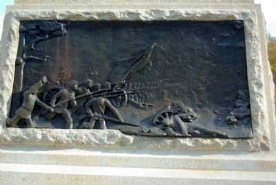 77th Pennsylvania Infantry Marker image. Click for full size.
