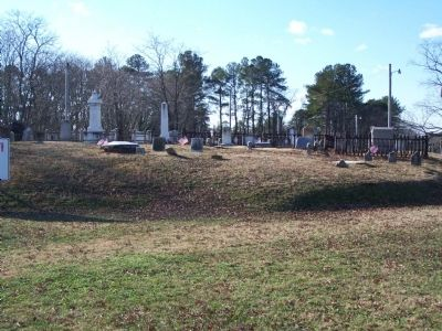 Duck Creek Presbyterian Cemetery image. Click for full size.