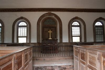 St. James Santee Parish Church Chapel image. Click for full size.
