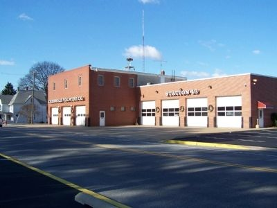 Cheswold Volunteer Fire Company image. Click for full size.