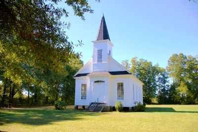 Antioch Primitive Baptist Church image. Click for full size.