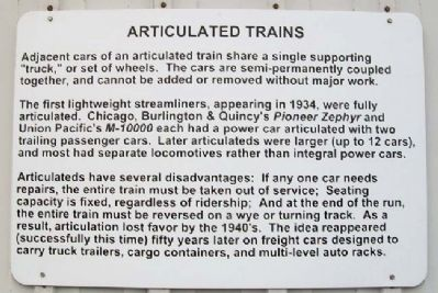 Articulated Trains Marker image. Click for full size.