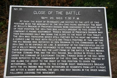 Close of the Battle Marker image. Click for full size.