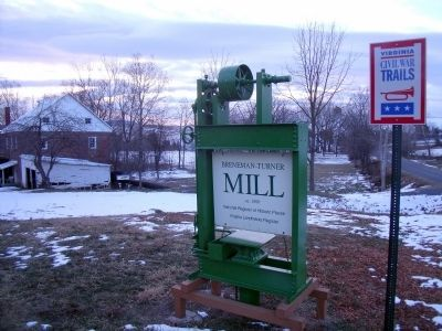 Breneman-Turner Mill CWT Marker image. Click for full size.