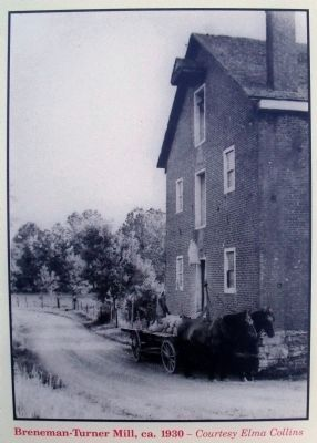 Breneman-Turner Mill image. Click for full size.